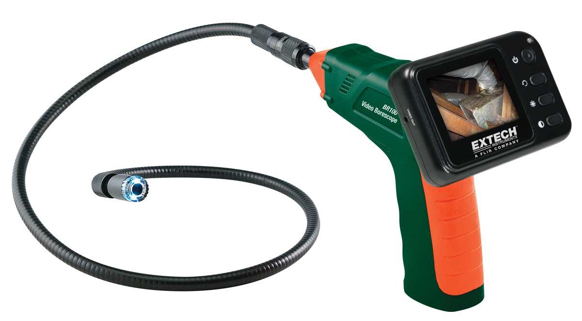 Review: Extech BR250 Video Borescope