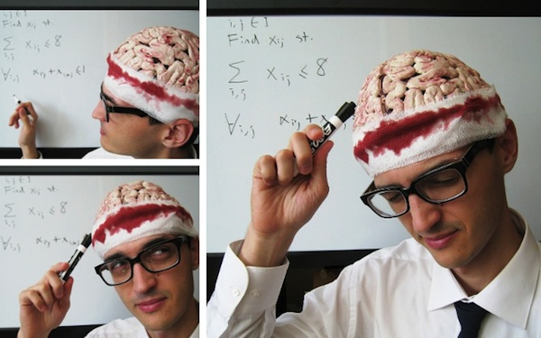 Flashback: Gory Brain Cap