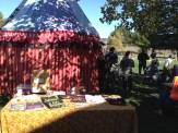 FBUC's signature circus tent.