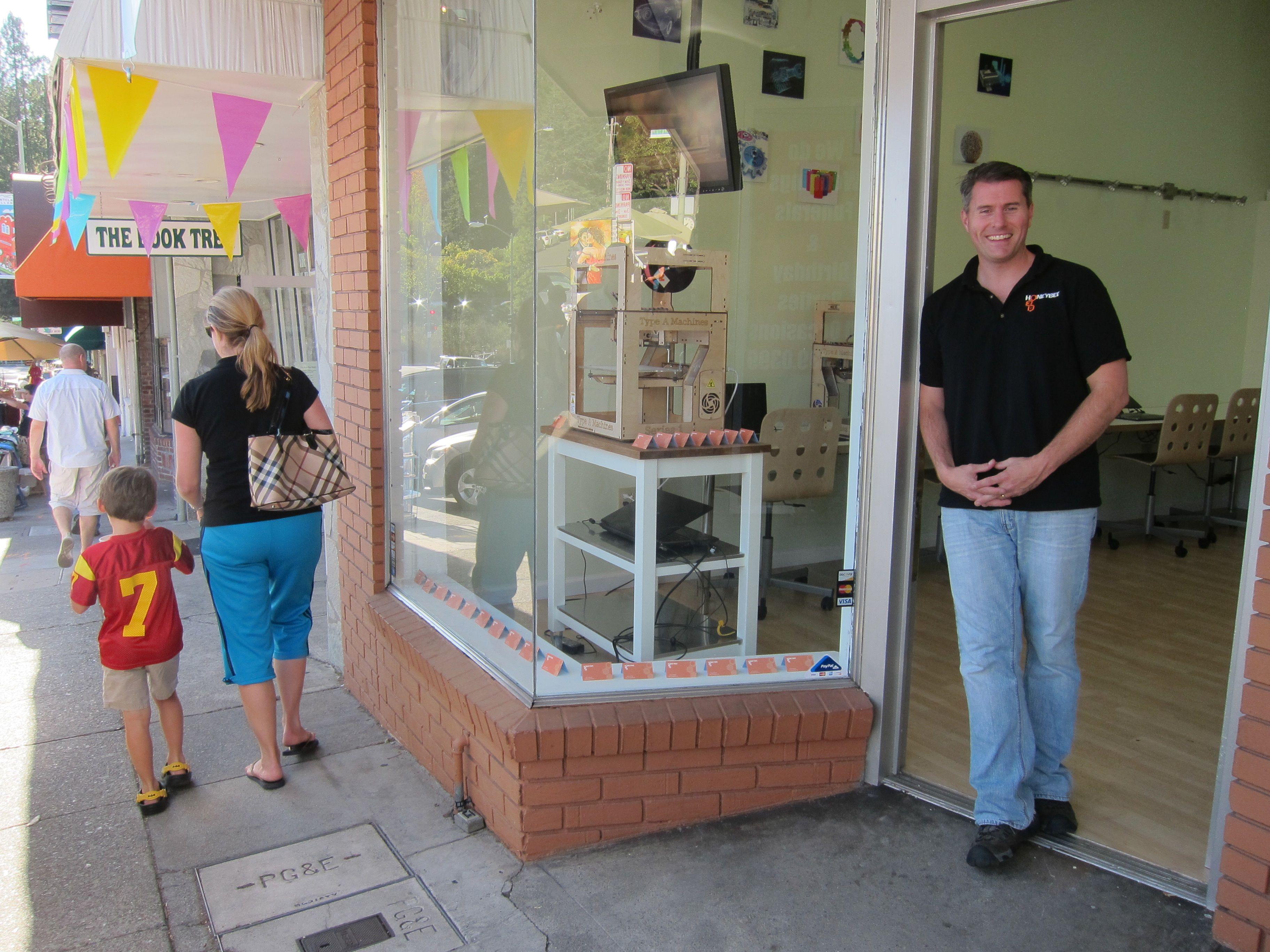 Neighborhood 3D Printing Store Opens in Oakland
