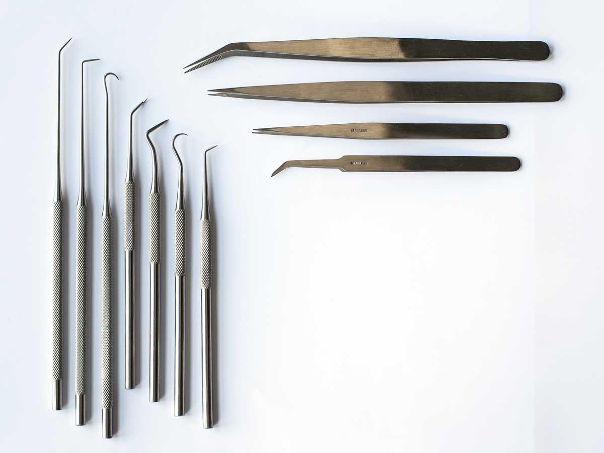 Review: Dr. Klick's Kit Dental Tools