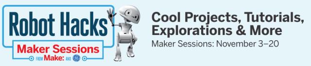 Robot Hacks Sessions