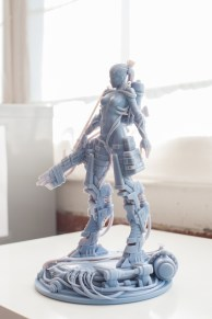 Toy Statue
