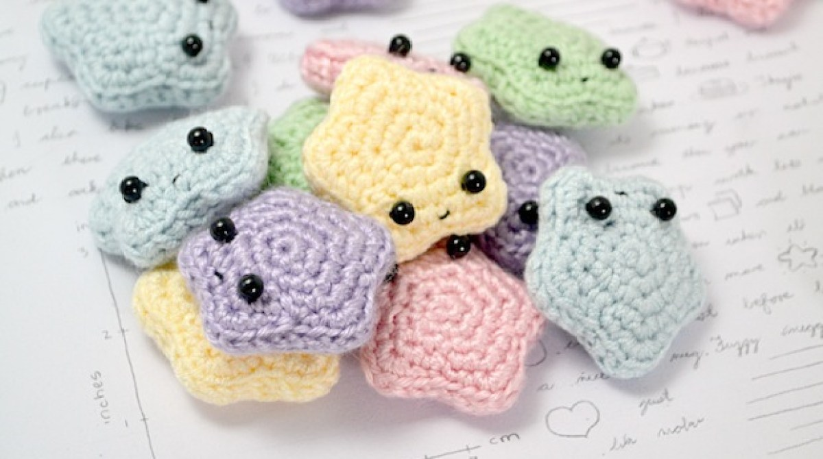 How-To: Amigurumi Star