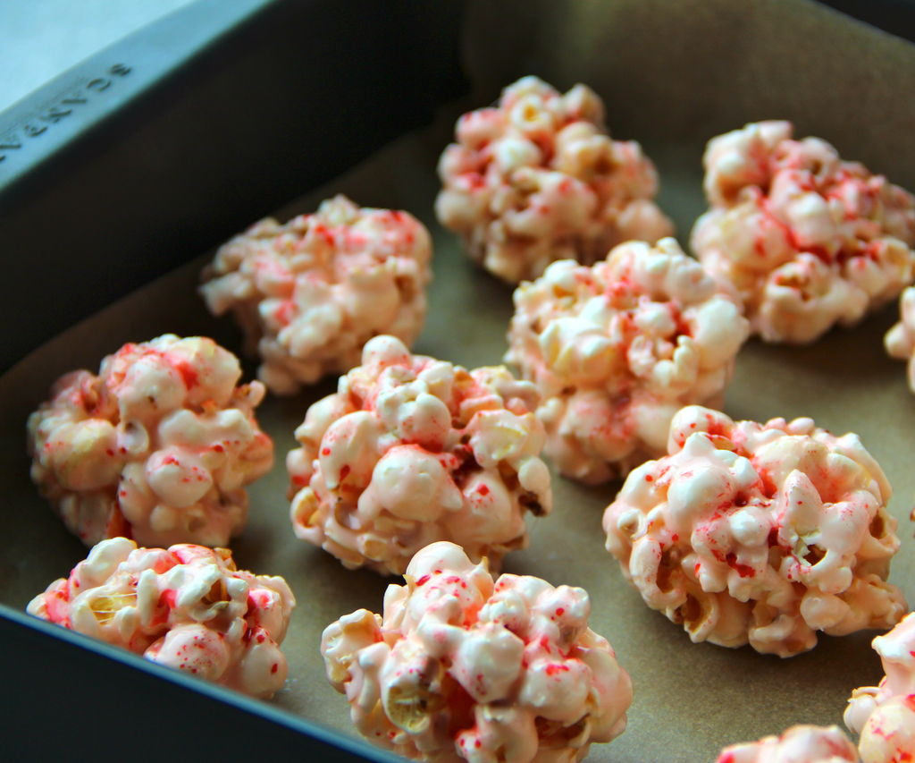 How-To: Popcorn Ball Brains