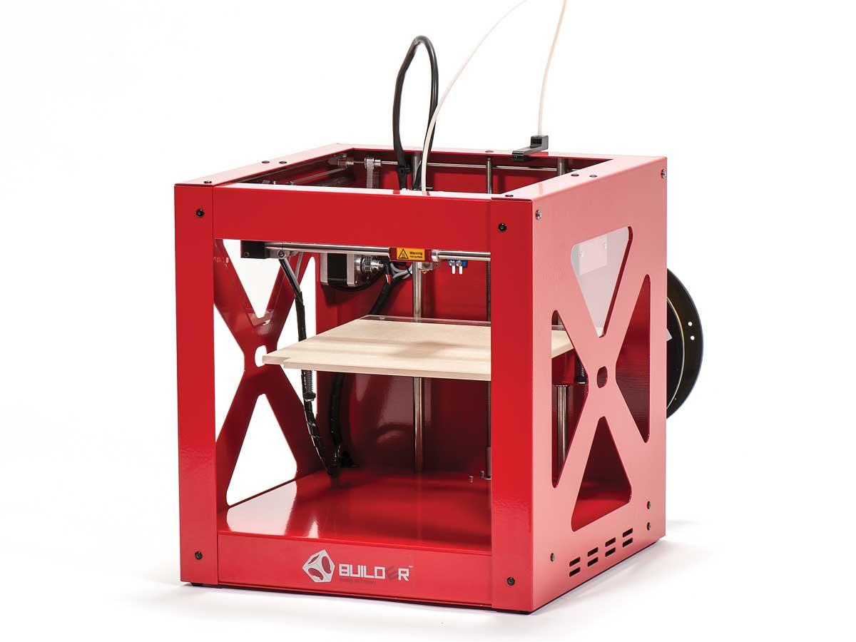 Review: 3Dprinter 4u Builder