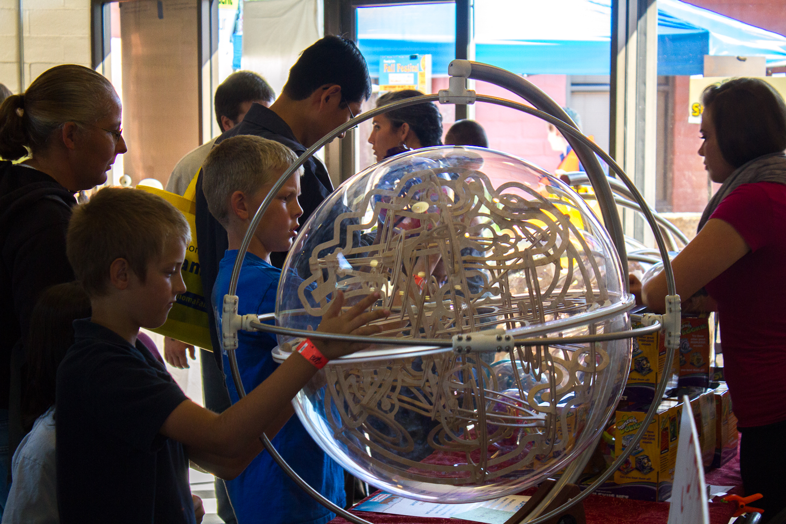 Recapping a Big Weekend for Bay Area Mini Maker Faires
