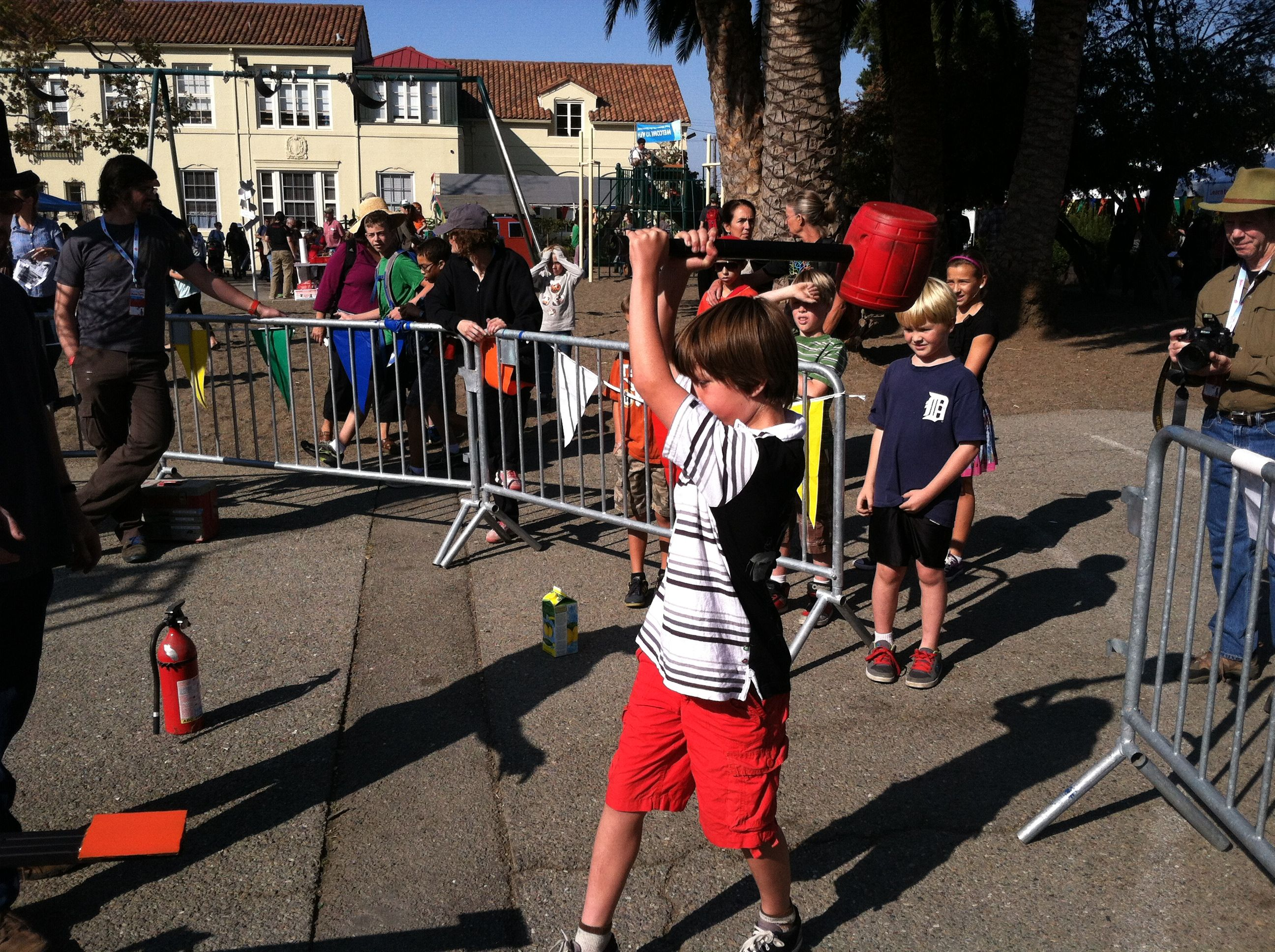 Making Makers at the East Bay Mini Maker Faire