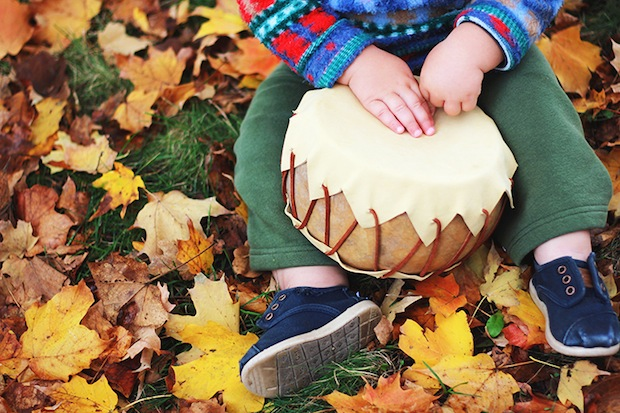How-To: DIY Gourd Drum