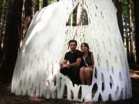 Bryan Allen and Stephanie Smith, creators of Echoviren.