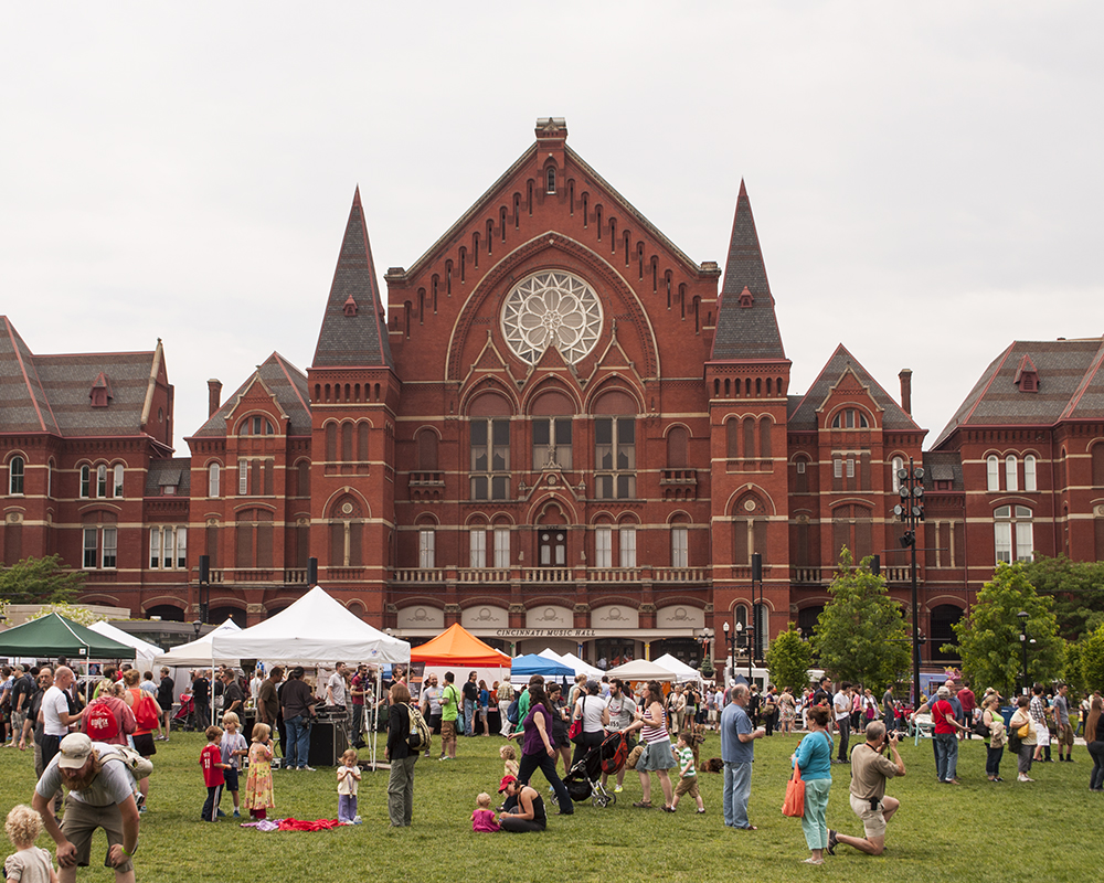 Cincinnati's First Mini Maker Faire: This Saturday!