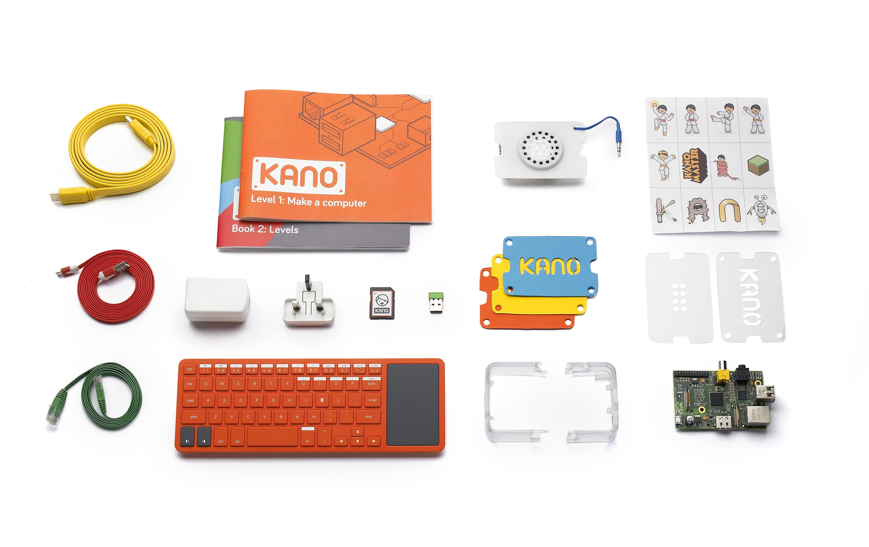 The Kano Kit—Building a Raspberry Pi Computer