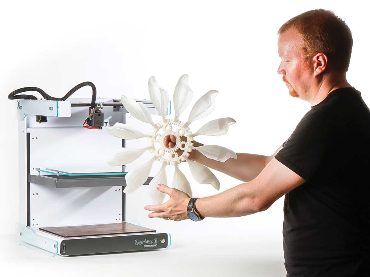 The Faces of 3D Printing