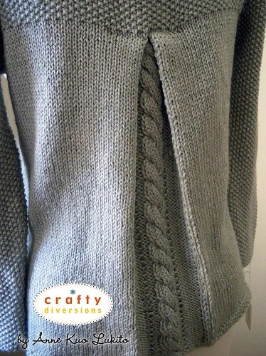 How-To: Knitting Pleats