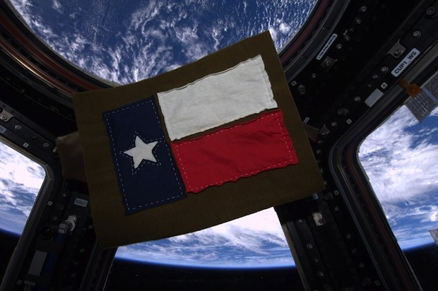 Quilting in Space: Astronaut Karen Nyberg Invites Quilters to Submit Blocks for Star-Themed Quilt