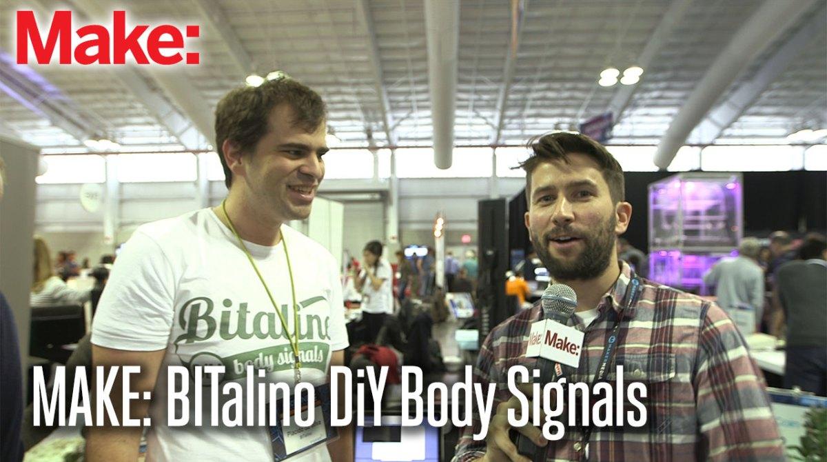 Exploring Physiological Sensors with Bitalino