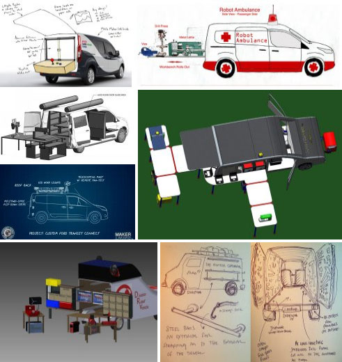 Two Weeks Remain: Vote for the Best Ultimate Maker Vehicle