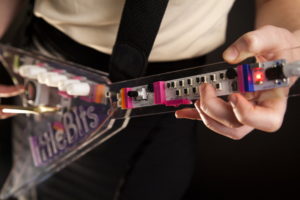 LitteBits and Korg Release Synthesizer Kit