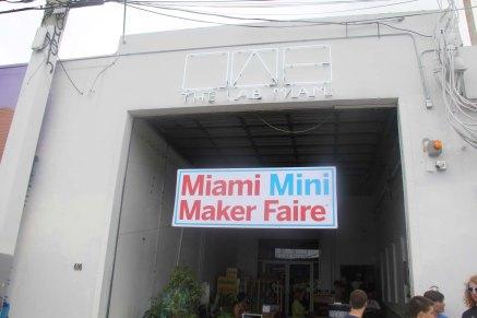 Miami Mini Maker Faire at The LAB Miami.