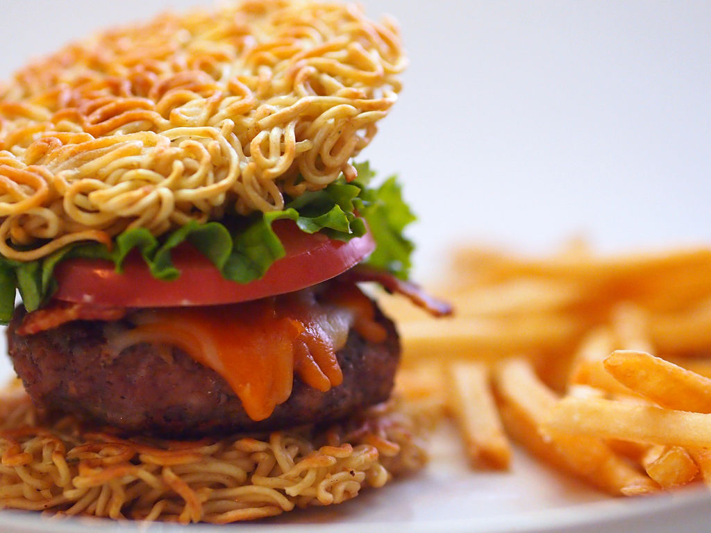 How-To: Ramen Burger