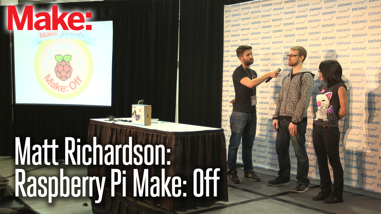 Raspberry Pi Make: Off