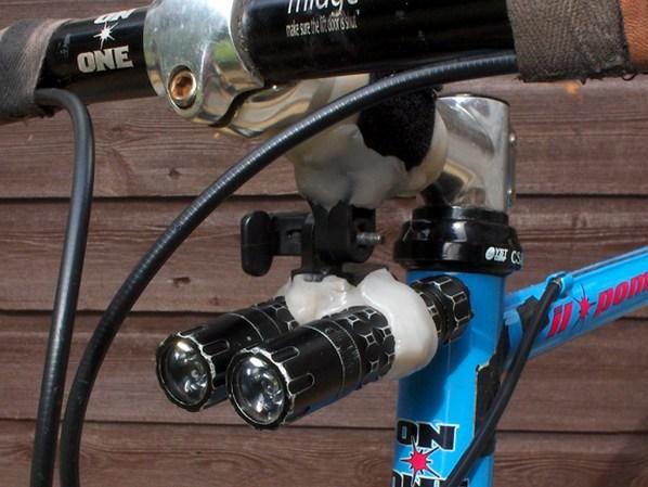 Bike Light Mount