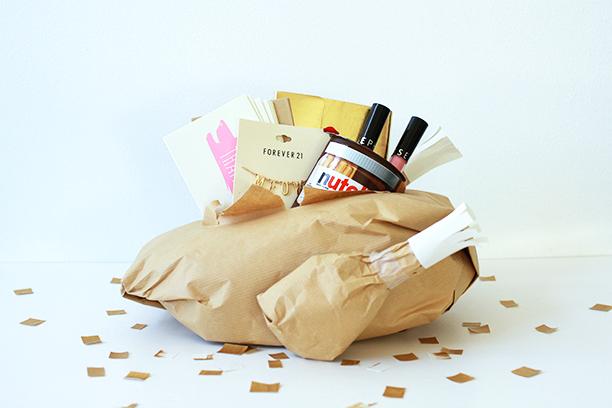 How-To: DIY Paper Turkey Surprise