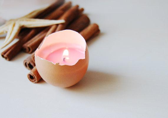 Handmade Eco-Friendly Candles