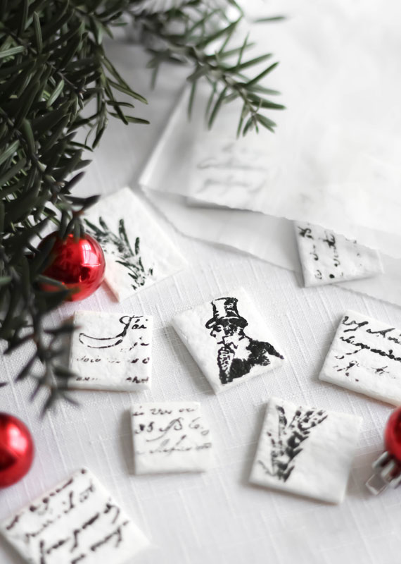 Recipe: Stamped Peppermint Candy