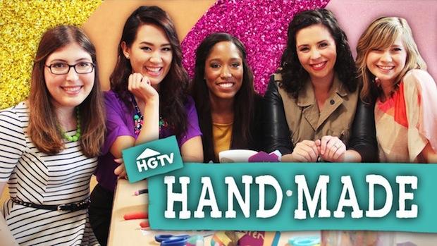 Watch It: HGTV Handmade