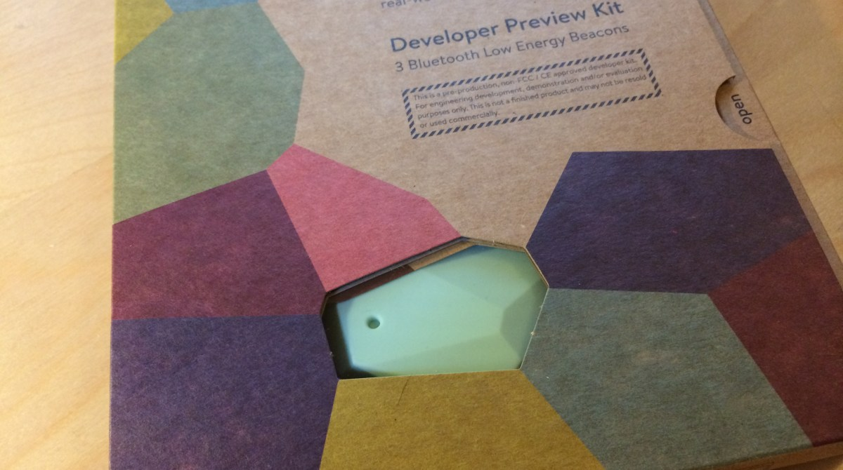 Reverse Engineering the Estimote | Make: