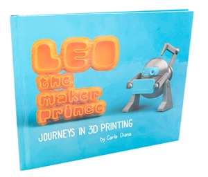Let's Talk 3D Printing with Children