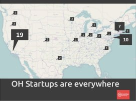 Open Hardware startups are growing in number. This slide, left, gives a snapshot of a sample of the US open hardware scene as of September, 2013 when Matilde Berchon presented an overview at the Open Hardware Summit 2013 at MIT. The growth of open source hardware, a term that is used to refer to hardware whose design is made publicly available, is good news for hardware entrepreneurs because it facilitates the sharing of knowledge, making it easier to develop new products At the Summit, Berchon said she expects the growth of open source hardware projects to continue.