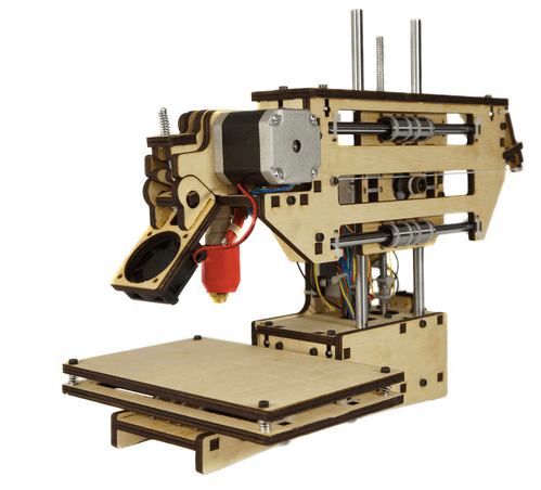 Printrbot Simple: The Perfect Printer to get Started 3D Printing
