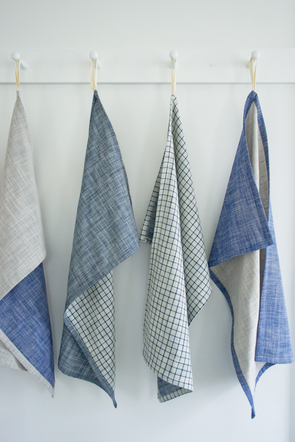 How-To: Super-Simple Dish Towels