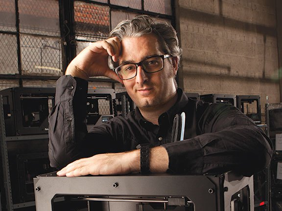 Stratasys Lawsuit, Patents and More: An Interview with MakerBot's Bre Pettis