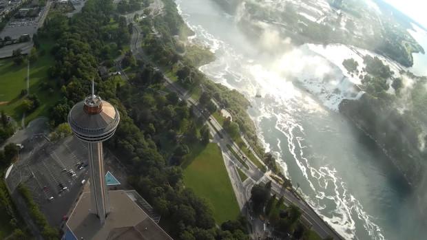 Niagara Falls photography by Nina and Georgi Tushev
