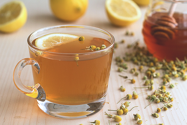 Recipe: Chamomile Hot Toddy