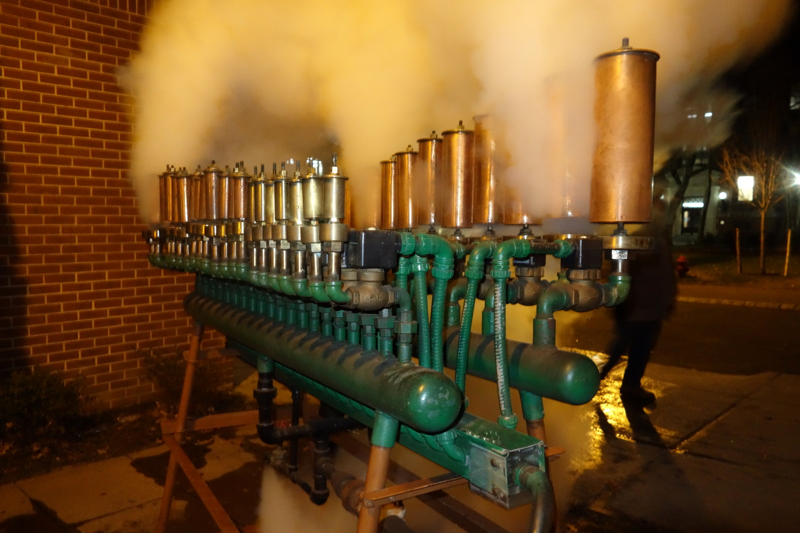 Knife Switches, Patent Stamps, and Cats – Celebrating the New Year with Pratt's Steam-Power