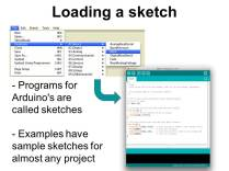 Getting Started with Arduino WorldMF13-Slide14