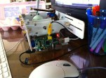 Build an egg-coloring robot that is completely independent of external computers: Embed a Raspberry Pi into an EggBot. Project Link