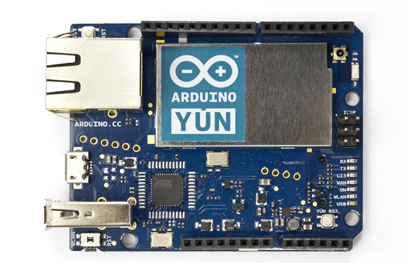 Learn About the Arduino Yún