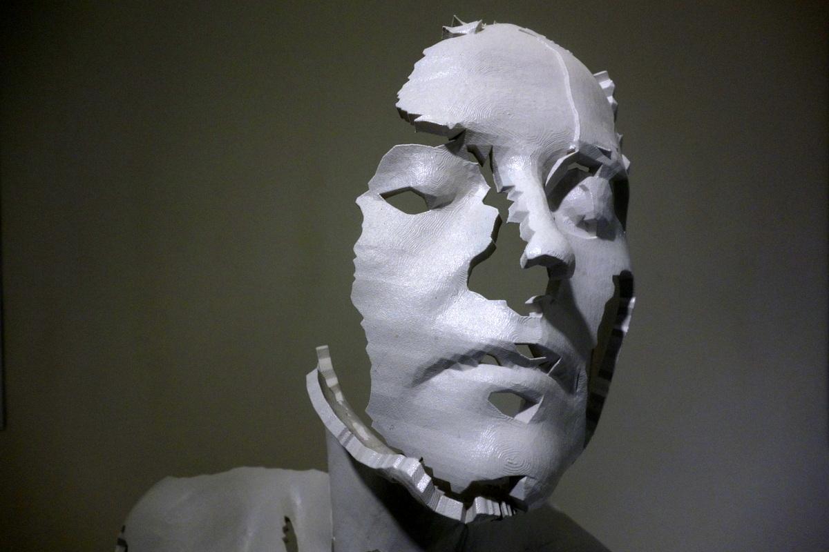Art Sprinkled Throughout NYC's 3D Printshow | #3dpsNYC