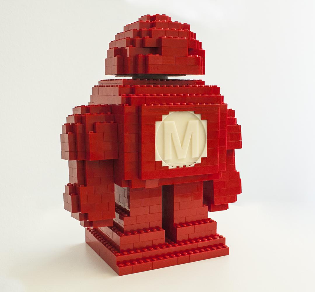 faBrickated Makey LEGO Love