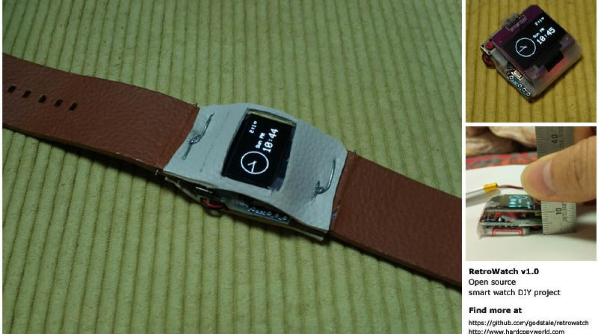 How-To: Make Your Own Smart Watch