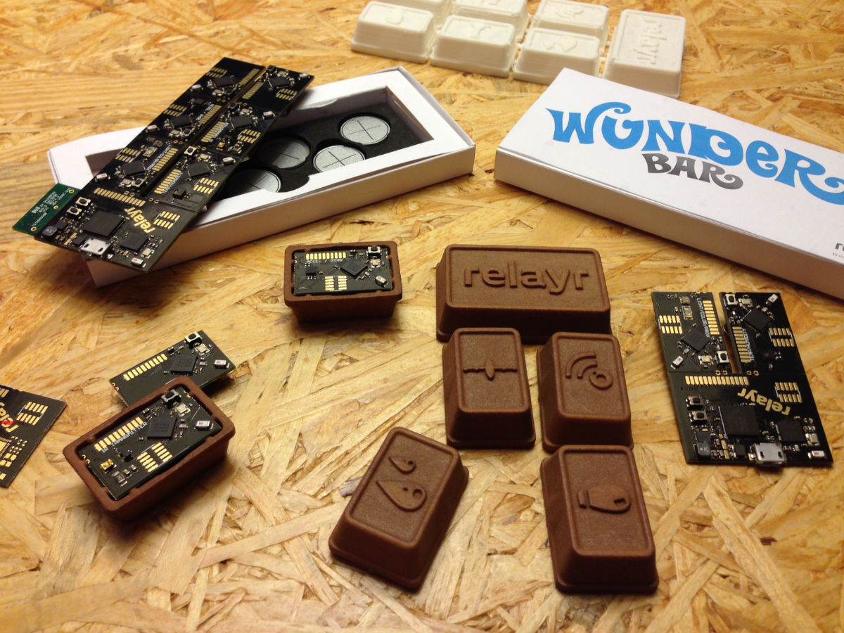 To Understand the Internet of Things, Think Chocolate