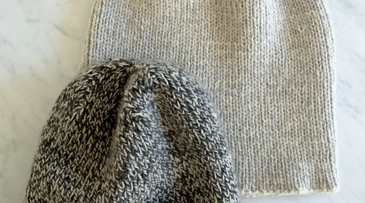 How-To: Knit Boyfriend Hat
