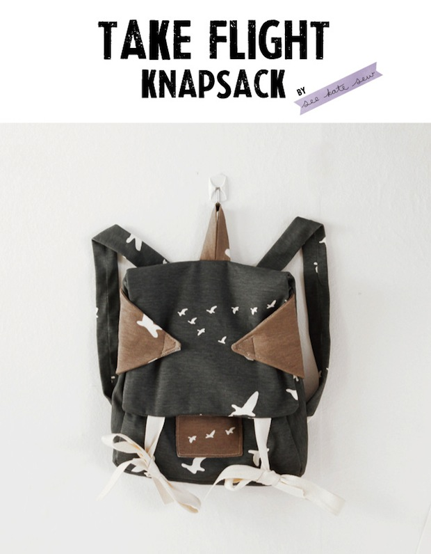 How-To: Kid-Friendly Knapsack