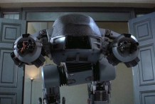 Building Up to Maker Faire: Bringing ED-209 to Life