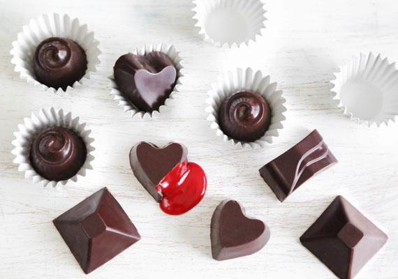Recipe: Red Velvet Chocolate Bonbons